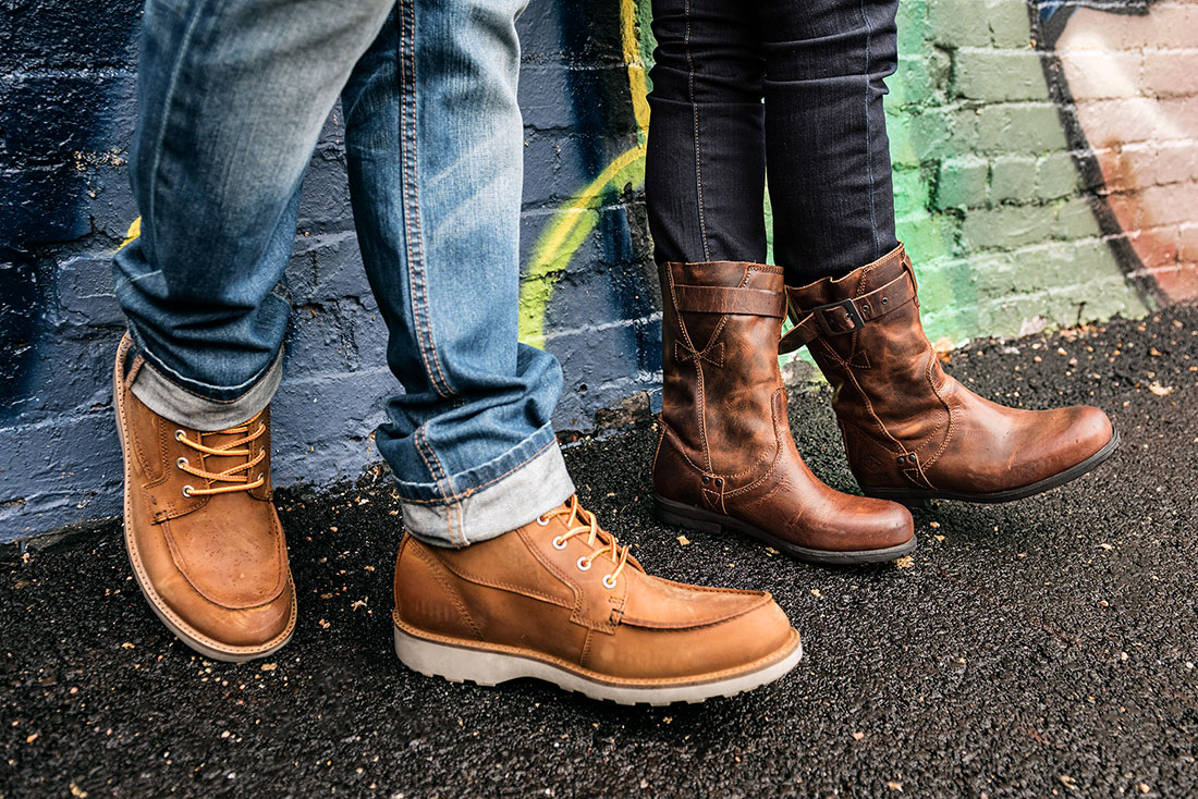 E-Commerce/Retail Campaign: Fall Boots