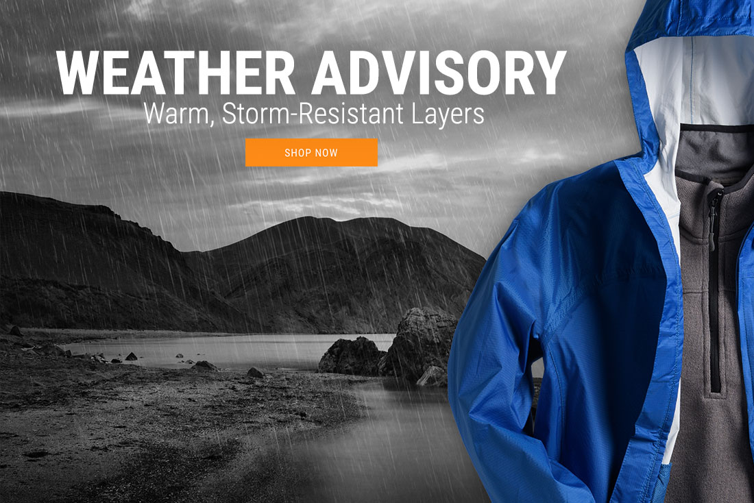 E-Commerce Campaign: Weather Advisory