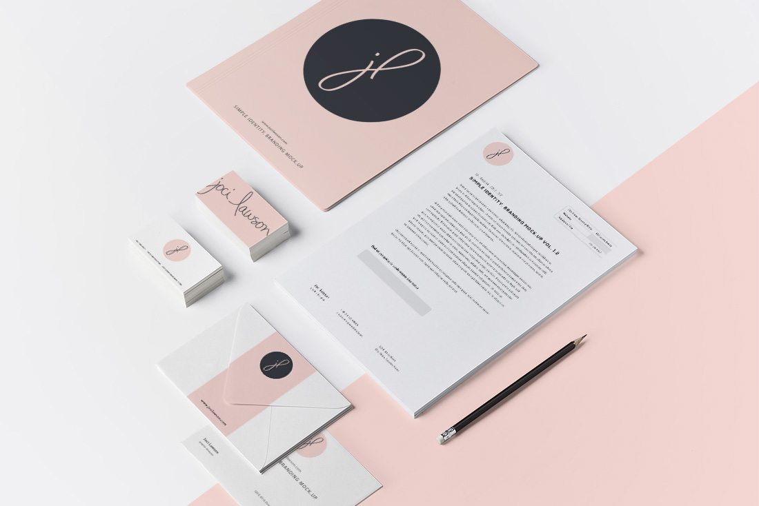 Branding Project: Joci Lawson